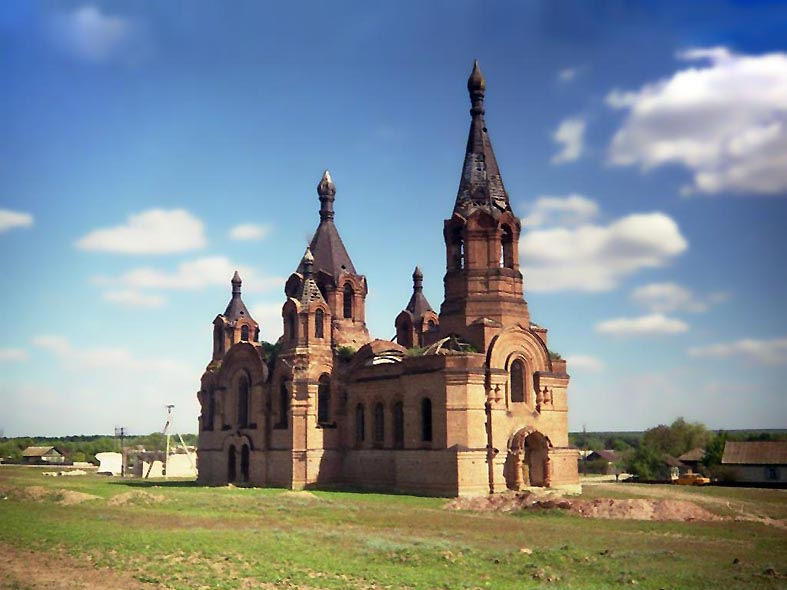 Архитектурные памятники юга России